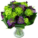 Clare Florist The Trendy Cool Shades Fresh Flower Bouquet