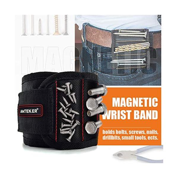 Bracciale-Magnetico-con-Forti-Magneti-Polsiera-Magnetica-Fascia-Elastica-Braccio-per-Viti-Di-Fissaggio-Chiodi-Bit-Miglior-Regalo-per-Uomo-fai-da-te-Attrezzi-e-Regali-per-Pap-Piccoli-Attrezzi