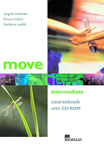 MOVE Int Sb Pk: Coursebook with CD-ROM