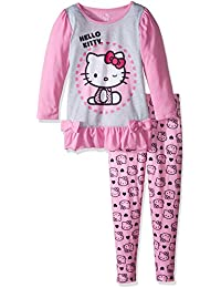 Amazon.co.uk  Hello Kitty - Sleepwear   Robes   Girls  Clothing 95762fdb6