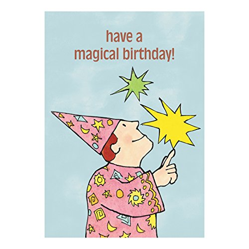 Herr Benn Have a magical Birthday