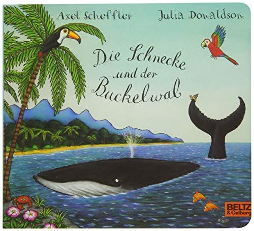 Die Schnecke und der Buckelwal: Vierfarbiges Pappbilderbuch gebraucht kaufen  Wird an jeden Ort in Deutschland