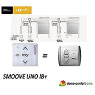 Somfy–Controllo Smoove uno Ib + Pure Shine Somfy–1811203