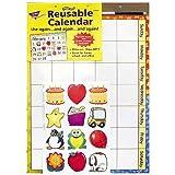 Reusable Calendar (Cling Accents)