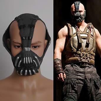 Batman Dark Knight Rises Bane Masque Prop Cosplay Costume Réplique