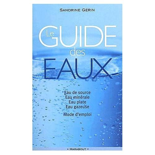 Le Guide des eaux