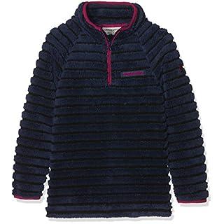 Craghoppers Kids Appleby Fleece-Jacke mit halbem Reißverschluss XL Soft Navy Combo