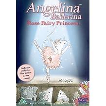 Angelina Ballerina - Rose Fairy Princess