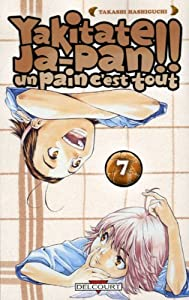 Yakitate !! Ja-pan Un pain c'est tout Edition simple Tome 7