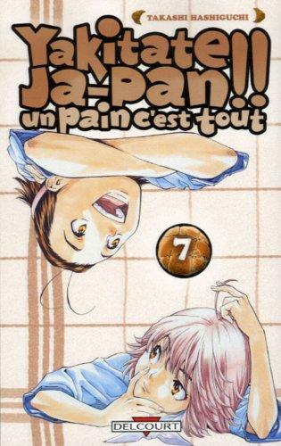 Yakitate Ja-pan!! Un pain c'est tout Vol.7