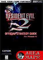 Resident Evil 2 - Official Strategy Guide de BradyGames