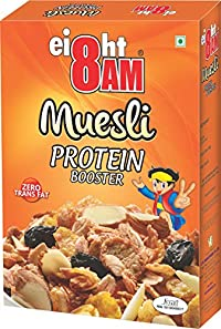8 AM MUESLI Protein Booster 425gms