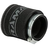 Ramair filtres MR - 011 moto Pod-Filtre à Air-Noir - 62 mm