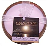 South Shore Sweetie: Bungalow Glow Hawaiian Poi Bowl Soy Candle (South Shore Sweetie)