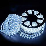 SPEED 50Meter LED Lichterschlauch Lichterkette Schlauch Leiste Außen und Innen