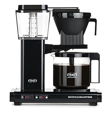 Moccamaster KBG 741 AO-UK Plug Filter Coffee Machine