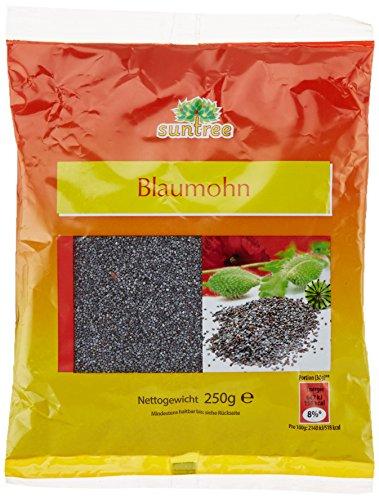 Suntree Blaumohn, 10er Pack (10 x 250 g)