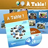 À table ! Cycle 3