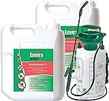 ENVIRA EFFECT Insekten-Gift 2x5Ltr + 5Ltr Sprüher