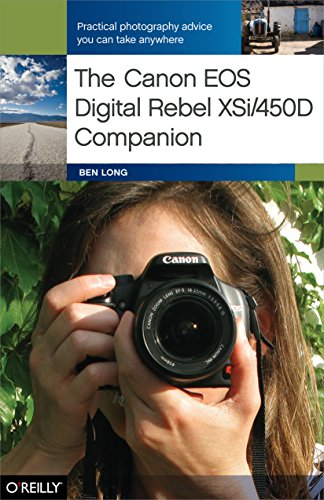 The Canon Digital Rebel Xsi Companion 450d Kit