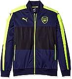 PUMA Men's Afc Stadium Jacket, Peacoat/S...