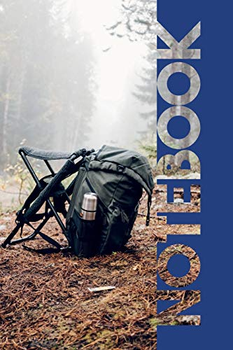 Notebook: Rucksack Backpack Helpful Composition Book for Notes about hiking near me