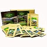 Tee Geschenk Box (15x7 Tassen) Teesorten aus aller Welt I Tee Set für Frauen Männer Freund Freundin mit losem Tee als besonderes Geburtstagsgeschenk