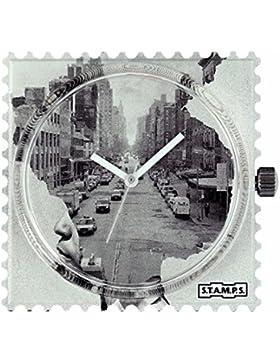 S.T.A.M.P.S. Stamps Uhr, Zifferblatt Frogman, wasserdicht Freedom 104657