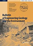 Bulletin of Engineering Geology and the Environment  Bild