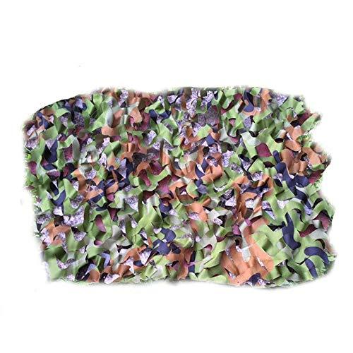 Lona Impermeable Caza Al Aire Libre A Campo Traviesa para La Cubierta Que Acampa Decorativa Oculta,A-6 * 8m