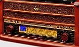 Dual NR 4 Nostalgie Musikanlage mit Plattensp...Vergleich