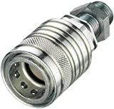 Voswinkel HP10-1-N1218 Push-Pull-Kupplung, Muffe, Baugröße 3, 12-L Schott