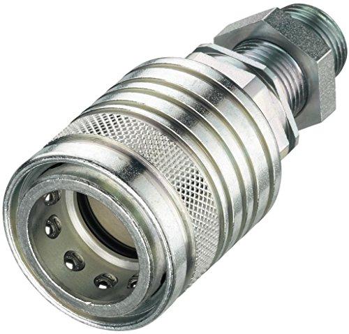 Voswinkel HP10-1-N1218 Push-Pull-Kupplung, Muffe, Baugröße 3, 12-L Schott -