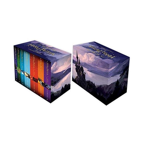 Harry Potter Box Set: The Complete Collection (Children's Paperback) 51R3DwN8h8L