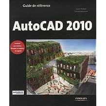 Guide référence AutoCAD 2010