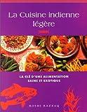 La cuisine indienne légère