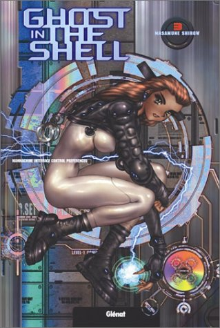 Ghost in the shell Vol.3