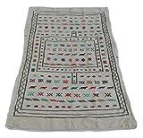 Tappeto kilim berbero marocchino arazzo etnico orientale africano originale lana TN