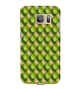PrintVisa Tube Neckless 3D Hard Polycarbonate Designer Back Case Cover for Samsung Galaxy S7 :: Samsung Galaxy S7 Duos :: Samsung Galaxy S7 G930F G930 G930FD