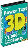 Greenstreet PowerText 3D & 1000 Fonts (PC)