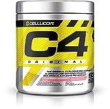 Best pre-allenamento integratori - Cellucor C4 Original Explosive - supplemento pre-allenamento Review