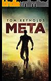 Meta (The Meta Superhero Novel Series Book 1) (English Edition)