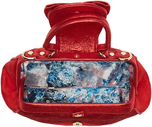 Irregular Choice Damen Field of Dreams Bag Shopper, Rot (Red), 13x20x30 centimeters - 5
