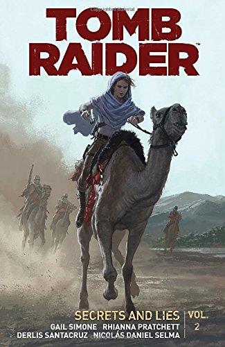 Tomb Raider 2 Secrets And Lies