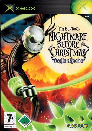 Nightmare Before Christmas (Tim Burton)