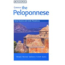 Greece: The Peloponnese (Cadogan Guide Greece: Peloponnese & Athens)