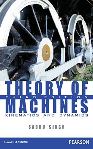 Kinematics And Dynamics Of Machinery Ebook