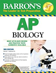 Barron's AP Biology [With CDROM] (Barron's AP Biology (W/CD))