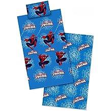 Juego sabanas Spiderman Marvel