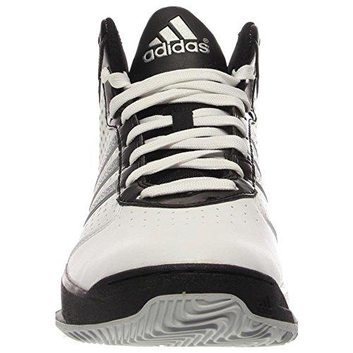 Adidas Chaussures de basket surpasser Ftwwht / silmt / cblack Taille 8,5 M Us FtwWht/SilMt/Cblack